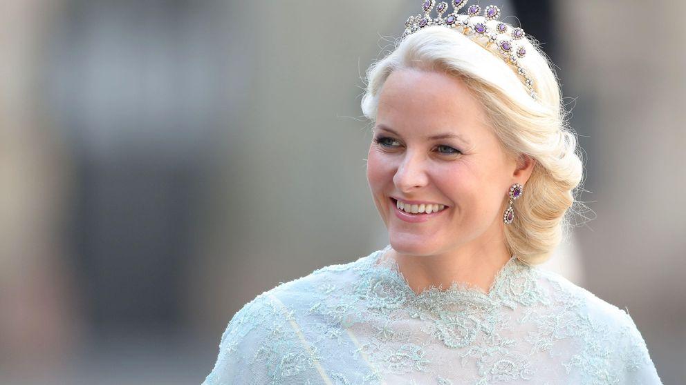 Mette-Marit de Noruega pasa de ser la princesa 'perezosa' a la más trabajadora