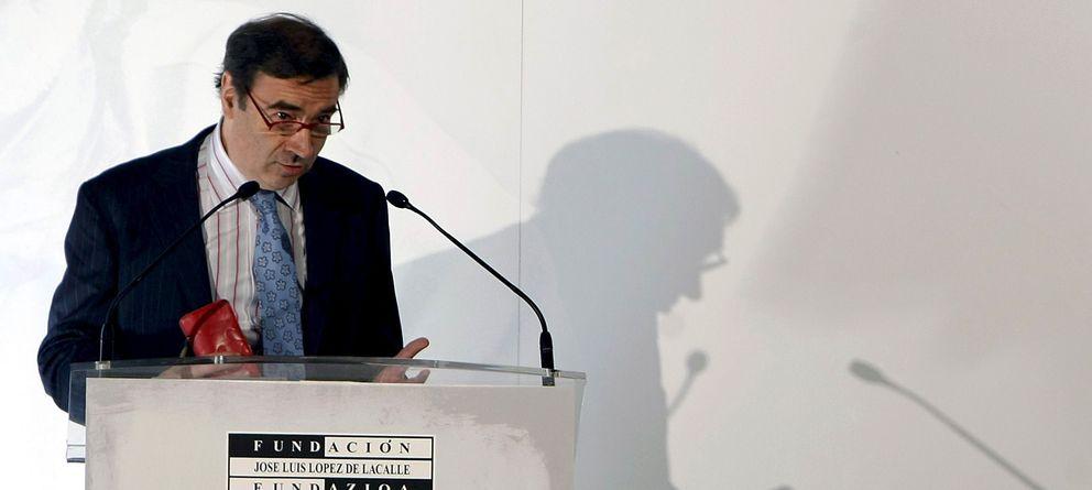 Foto: El ya exdirector del periódico  El Mundo, Pedro J. Ramírez (Foto: Efe)