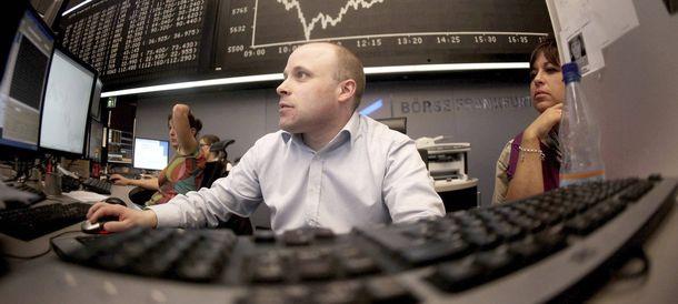 Foto: El Ibex 35 coge fuerza y recupera los 8.500 puntos alentado por el BCE