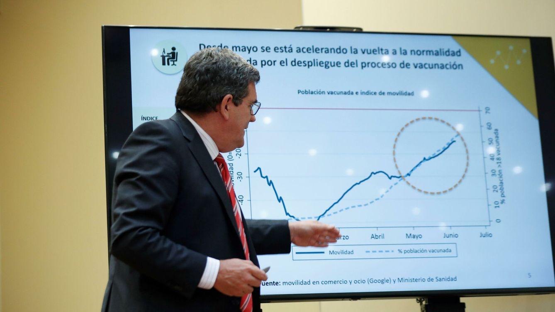 El Gobierno publicará avances de los datos de empleo cada 15 días
