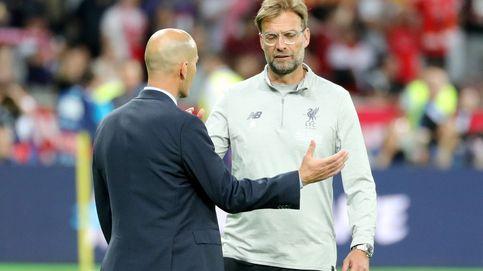 Zidane desea la estabilidad que tiene Klopp y Florentino un socio como LeBron James