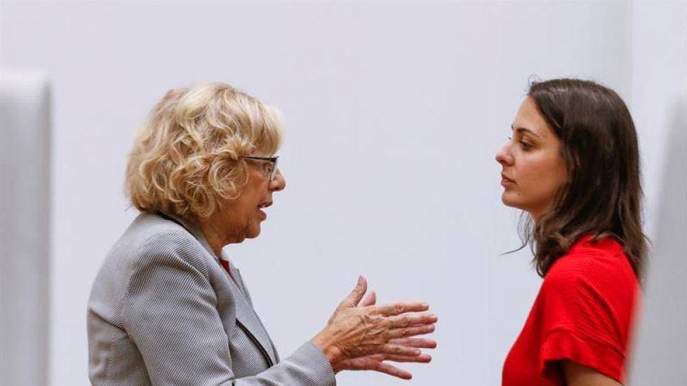 Carmena se blinda ante Podemos e Iglesias expulsa a Maestre y los demás
