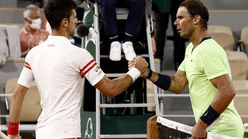 """Djokovic juega """"el mejor partido"""" de su vida en Roland Garros y frustra el récord de Nadal"""