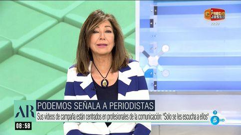 AR, en la diana de Podemos, denuncia su último video: Nos ponen en riesgo