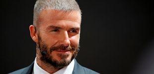 Post de La manta carisísima del perro de Beckham