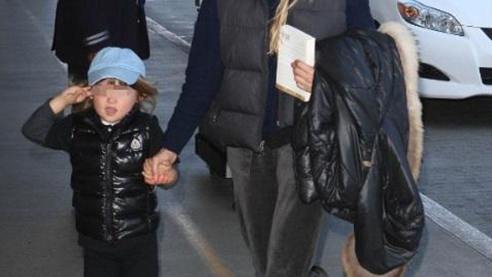 Paulina Rubio celebra por todo lo alto el cumpleaños de su hijo Andrea Nicolás