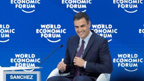 Apple, Google, Amazon... Sánchez explica en Davos a las tecnológicas la tasa que planea