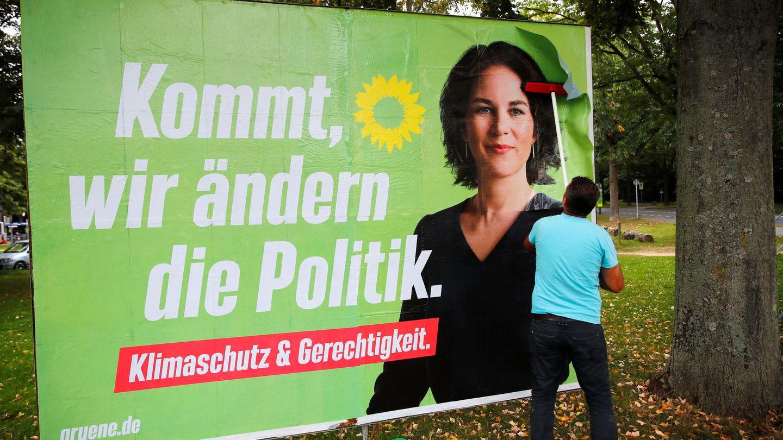 La presencia de los Verdes en el nuevo Gobierno alemán reforzará la acción climática. (EFE)