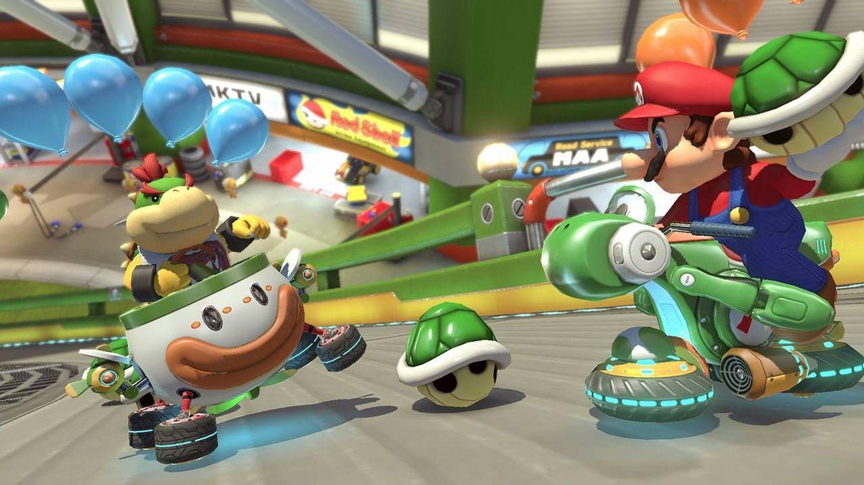 Una tarde al volante con Mario: este juego te hará desear la última consola de Nintendo