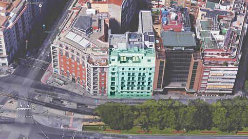 Castellana 55 se vende: Standard Life saca al mercado su joya del centro de Madrid