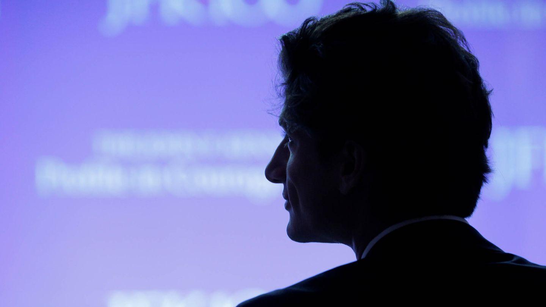 Jack Schlossberg durante una entrega de premios. (Reuters)