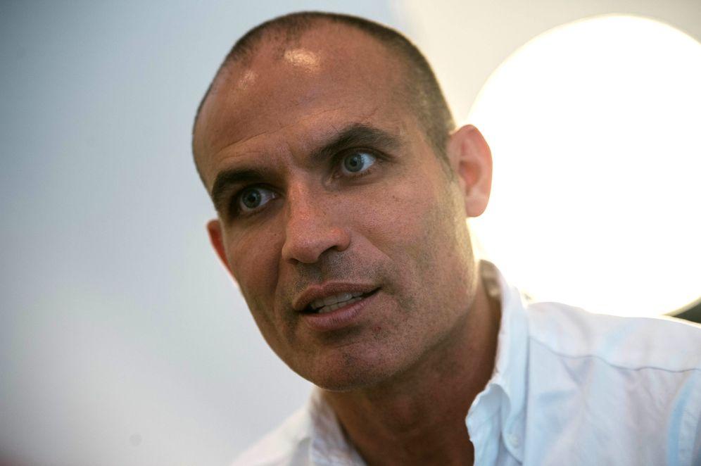 Foto: Bernardo Hernández González, CEO de Verse. Foto: Pablo López Learte.