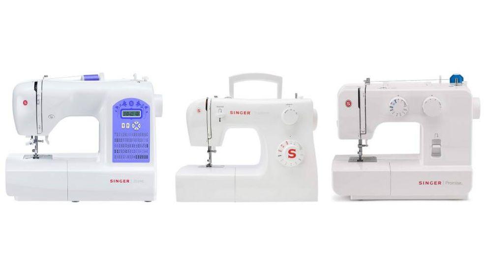 Las mejores máquinas de coser Singer modernas y tradicionales