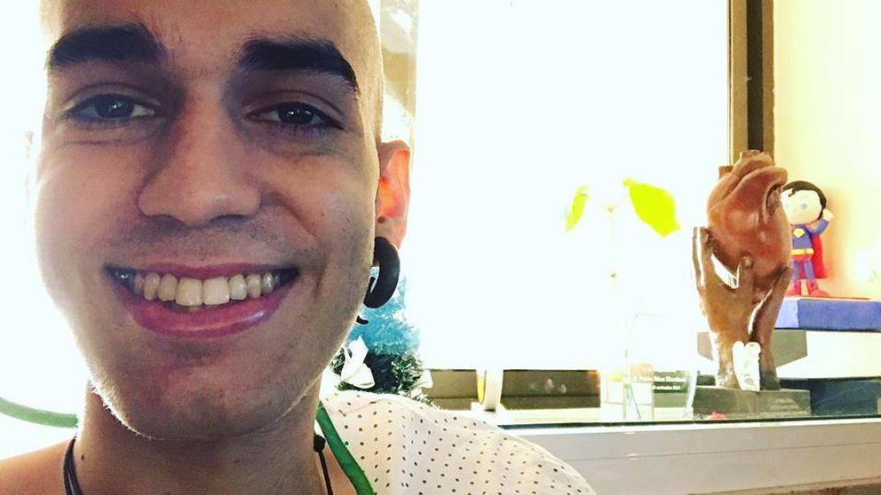 La recaída del joven que hizo viral su leucemia: No pido a Dios que me salve