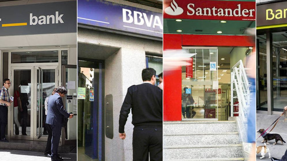 Bancos espa oles la productividad de la banca en espa a for Oficinas de bankinter en madrid