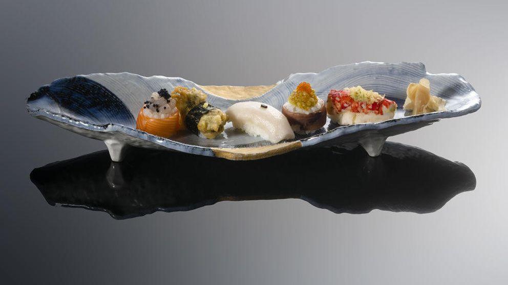Soy, la delicada cocina japonesa de Pedro Espina