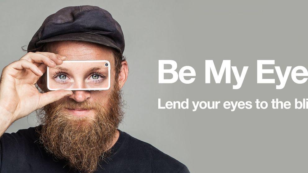 Be My Eyes, la 'app' que presta ojos a los invidentes