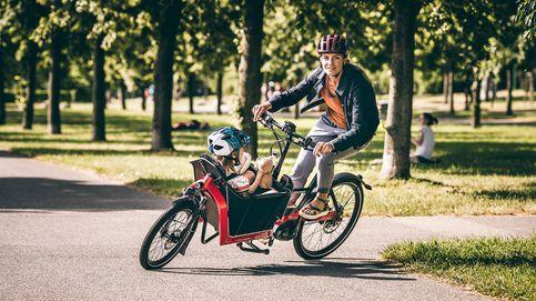 Con estas bicis eléctricas de carga dejarás hasta el coche (o la moto) en casa