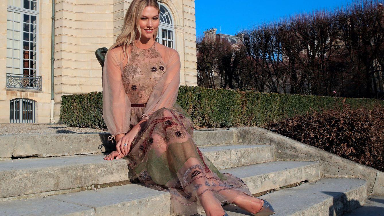 Bailarinas con lazo, de Karlie Kloss a la moda low cost...