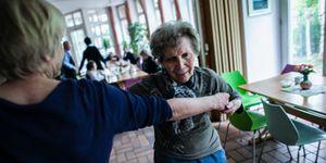 Foto: Un fármaco contra el alzhéimer reduce en un 34% la pérdida de memoria
