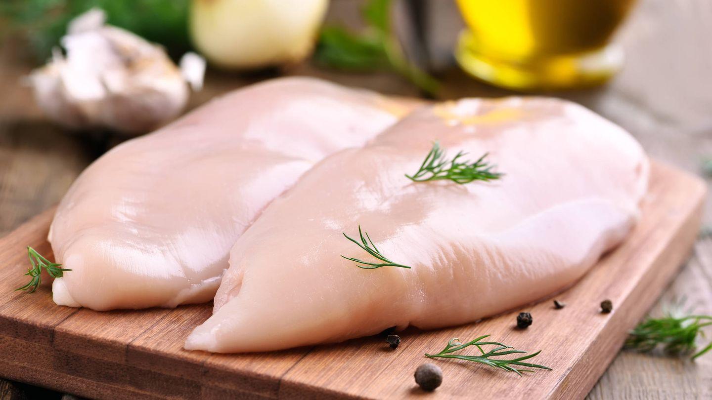 Pechugas de pollo. (iStock)