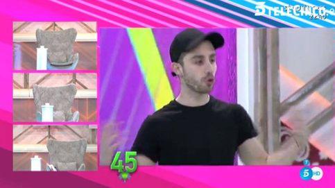 Pelayo, Cristina y Natalia abandonan 'Cámbiame' tras un comentario machista