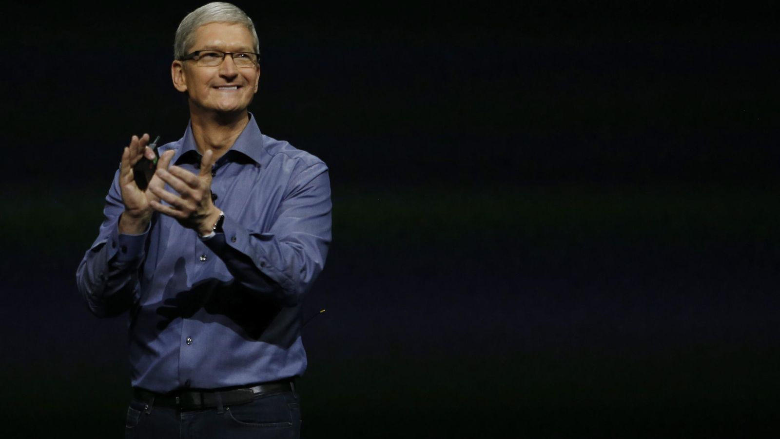 Foto: El director ejecutivo de Apple, Tim Cook. (Efe)