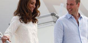 Post de La mirada del príncipe Guillermo lo dice todo: Kate, más guapa que nunca en Lahore