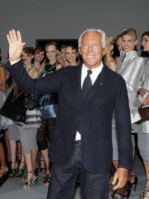 Giorgio Armani diseñará el hotel más caro de Rusia