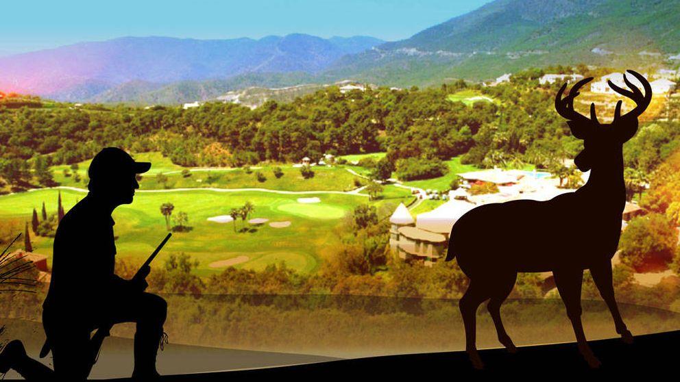 Ricos contra ciervos: la desigual batalla en La Zagaleta, la superurbanización