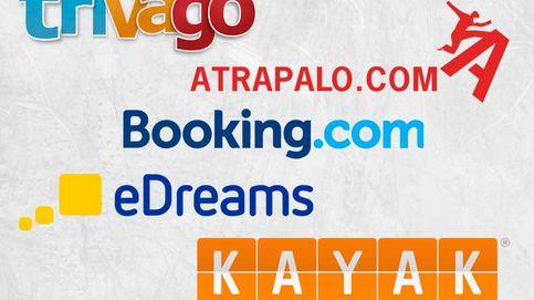 Booking, Trivago, eDreams, Atrápalo... los principales buscadores de hotel y vuelos