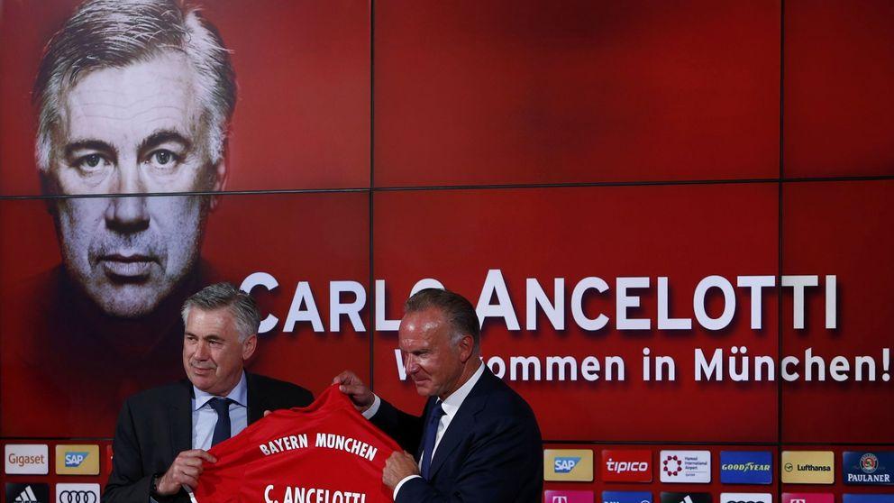 Ancelotti: El trabajo de Guardiola fue fantástico y quiero continuar con él