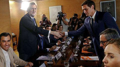 Rajoy desentierra el hacha de guerra contra Albert Rivera