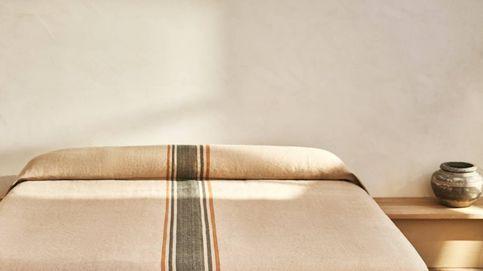 El lino es el material del momento y así debes vestir tu dormitorio para triunfar con él