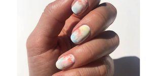 Post de La receta perfecta para una manicura tie-dye