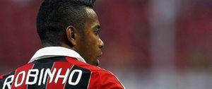 Foto: Santos ya prepara la próxima salida de Neymar y negocia la vuelta de Robinho