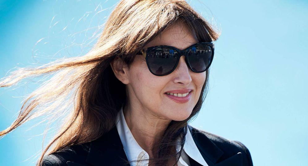 Foto: La actriz Mónica Belucci, en una fotografía reciente. (Gtres)