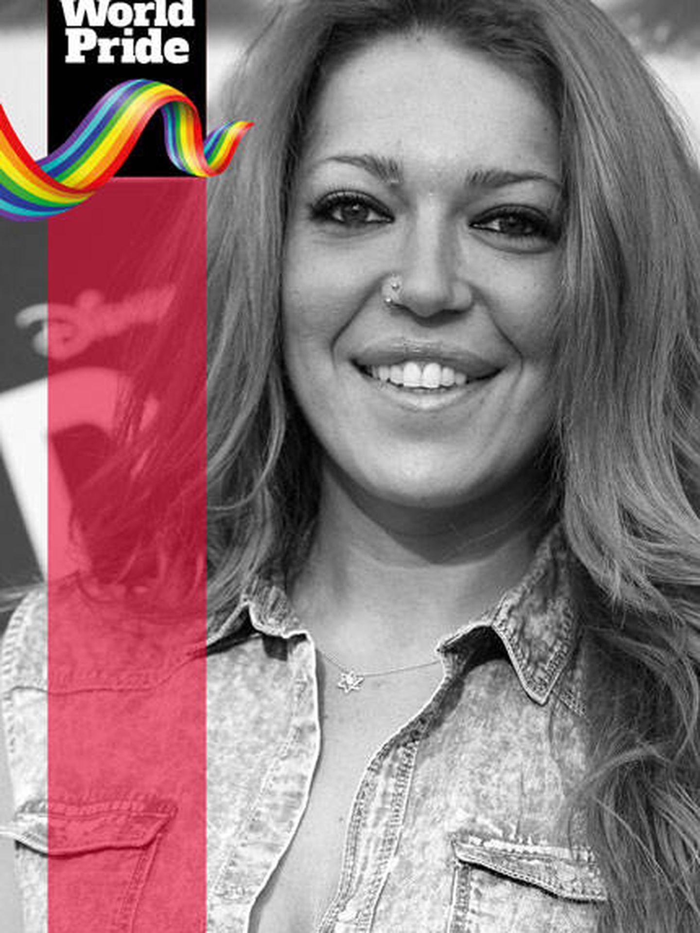 Orgullo LGTBI 2017: Sofía Cristo.
