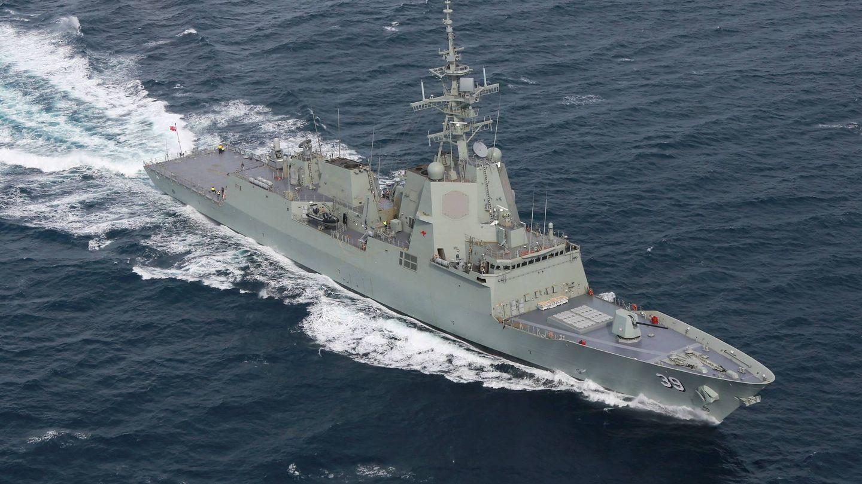 Varios países cuentan en sus flotas con los sistemas antimisiles Aegis (Fuente: Lockheed Martin)