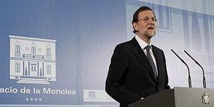 Foto: Rajoy dará la cara, no subirá el IVA ni creará un banco malo