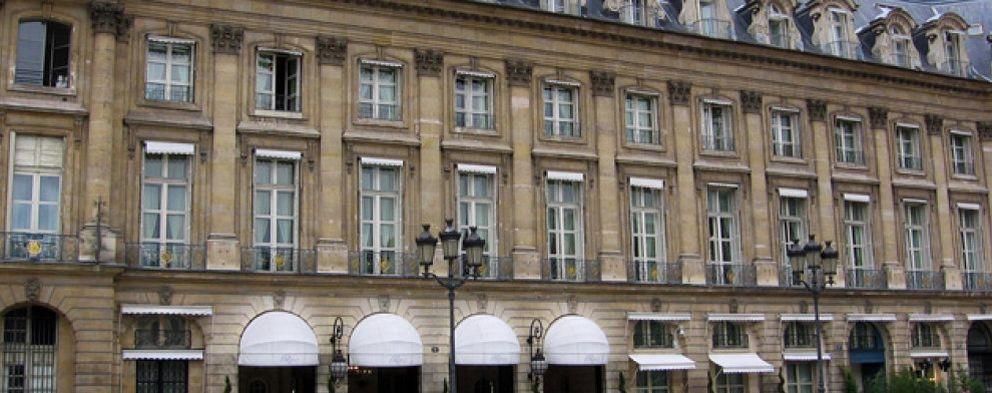 El declive del Hotel Ritz de París: dos años de obras y 140 millones de euros