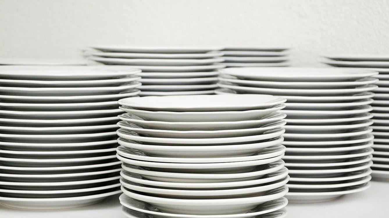 Vajillas completas y modernas para uso diario en cocinas y comedores