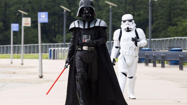 Darth Vader. (EFE)