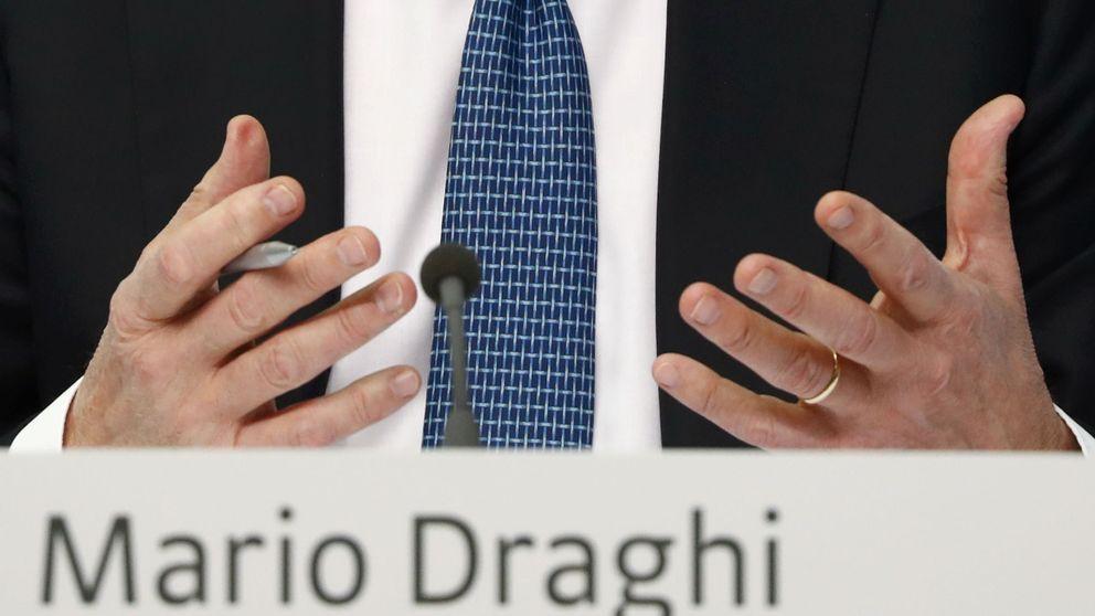 Draghi pagará a la banca para que reabra el crédito a la economía real