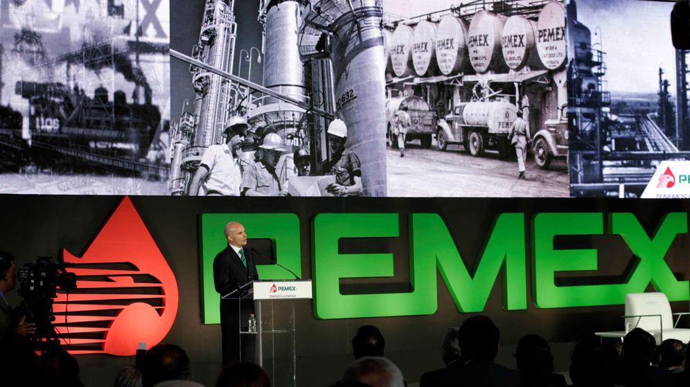 Foto: El consejero delegado de Pemex, José Antonio González Anaya. (Reuters)