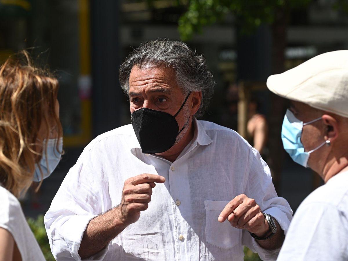 Foto: El socialista Pepu Hernández. (EFE)