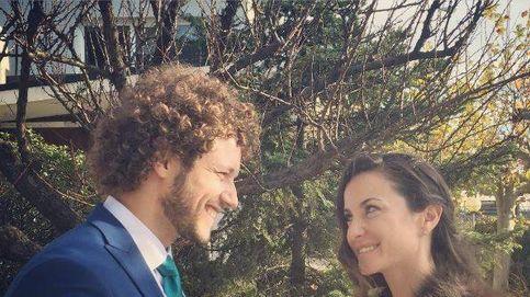 El cantante Daniel Diges se casa con Alejandra Ortiz-Echagüe