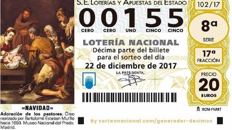 El 155 triunfa en la Lotería de Navidad: el número más demandado para el sorteo