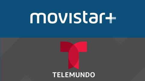 Movistar+ se alía con Telemundo para coproducir series premium