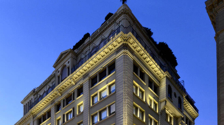 Hotel Grand Central Barcelona